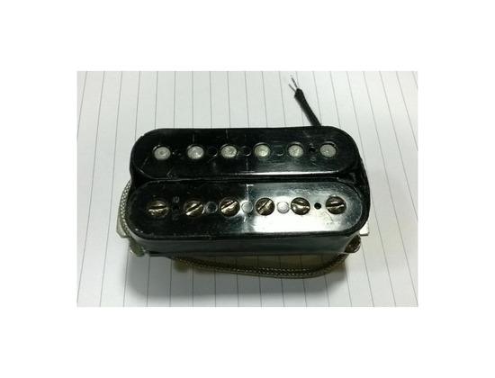 "Gibson ""T-Top"" Patent # Humbucker 60s/70s"