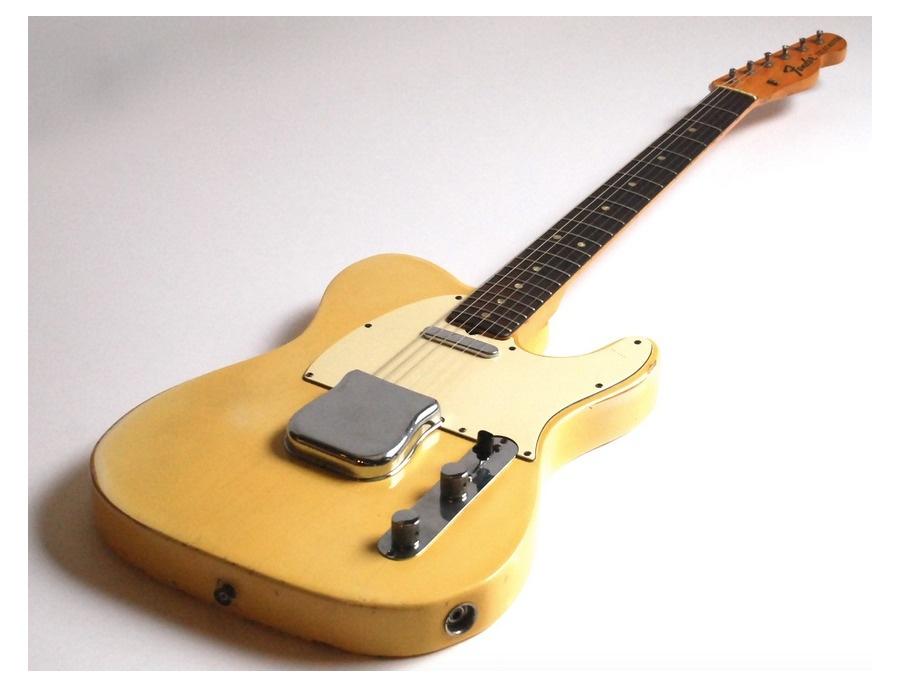 1969 Fender Telecaster Electric Guitar