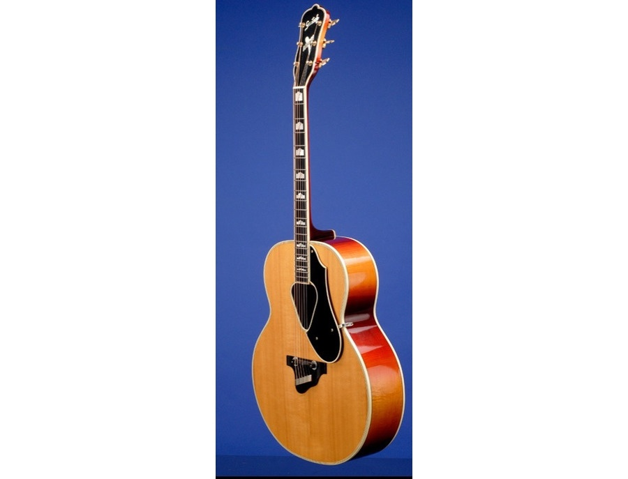 1951 Gretsch Synchromatic 400 F Flat-Top Acoustic Guitar
