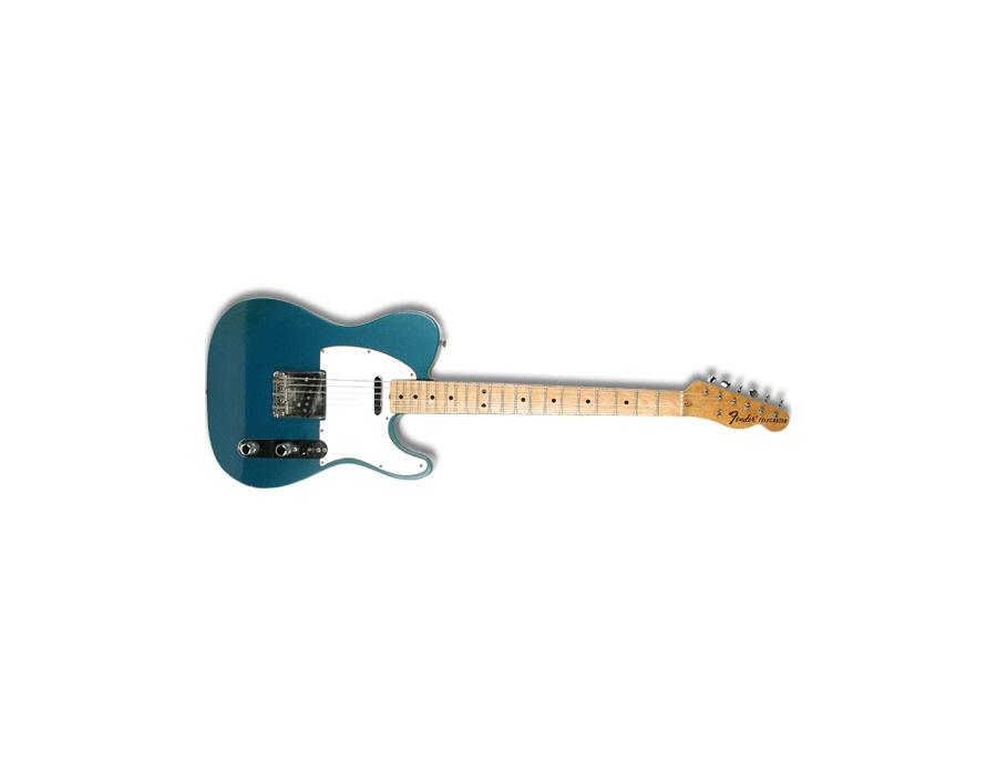 1966 Fender Telecaster Lake Placid Blue