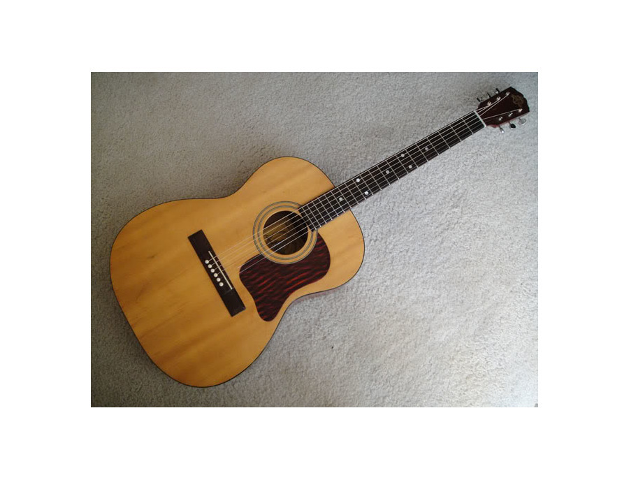 Favilla F-5 Acoustic Guitar