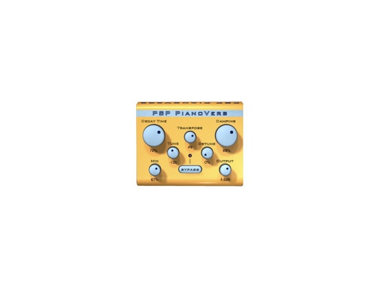 PSP PianoVerb