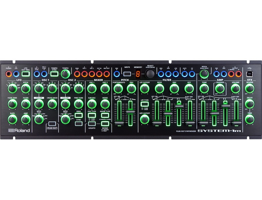 Roland system 1m aira plug out synthesizer xl