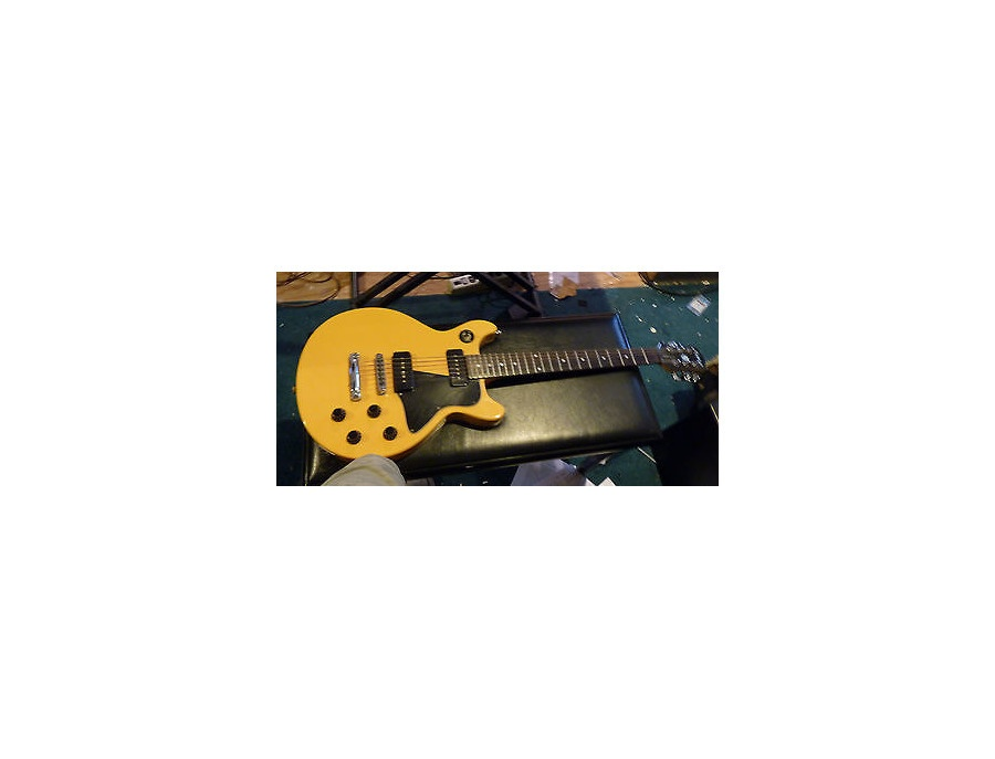 Epiphone Les Paul TV Yellow Special Double Cut