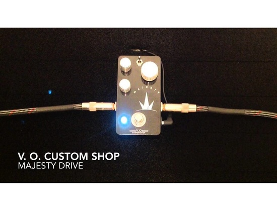 V.O. Custom Shop Majesty Drive
