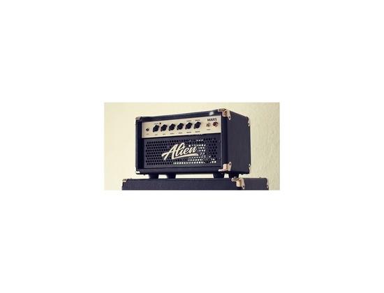 Alien Mars 6L6 10w Single Ended Guitar Amp