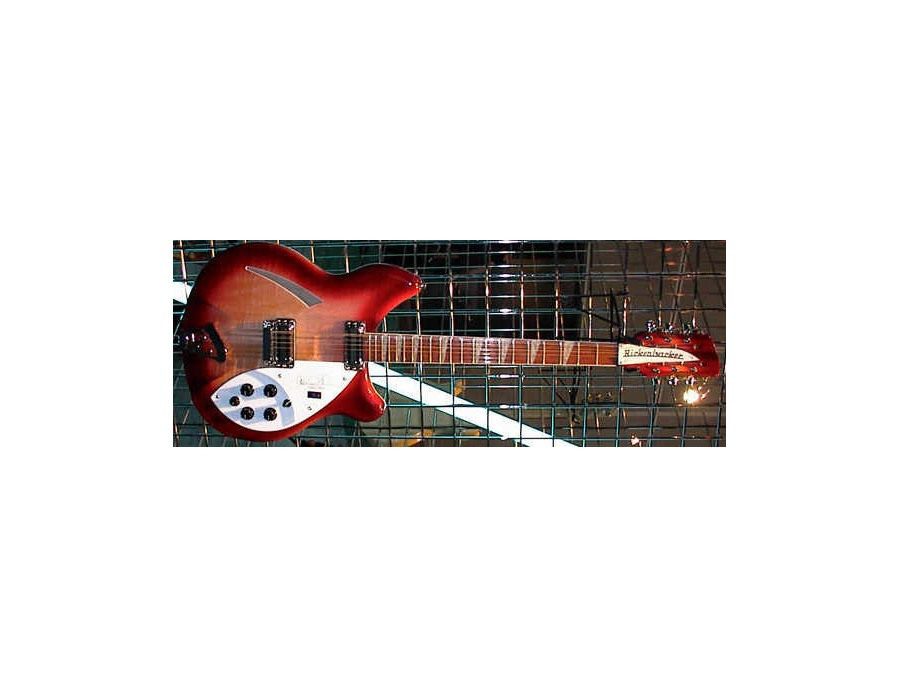 Rickenbacker 360/12CW Carl Wilson Signature Model