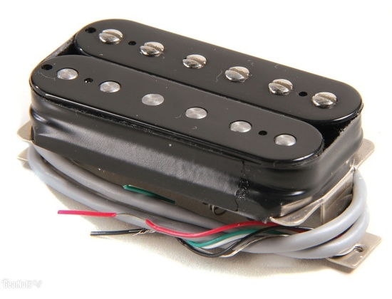 Gibson 498T Pickup