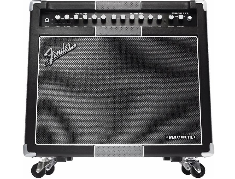 Fender Machete 50W 1x12 Tube Guitar Combo Amp