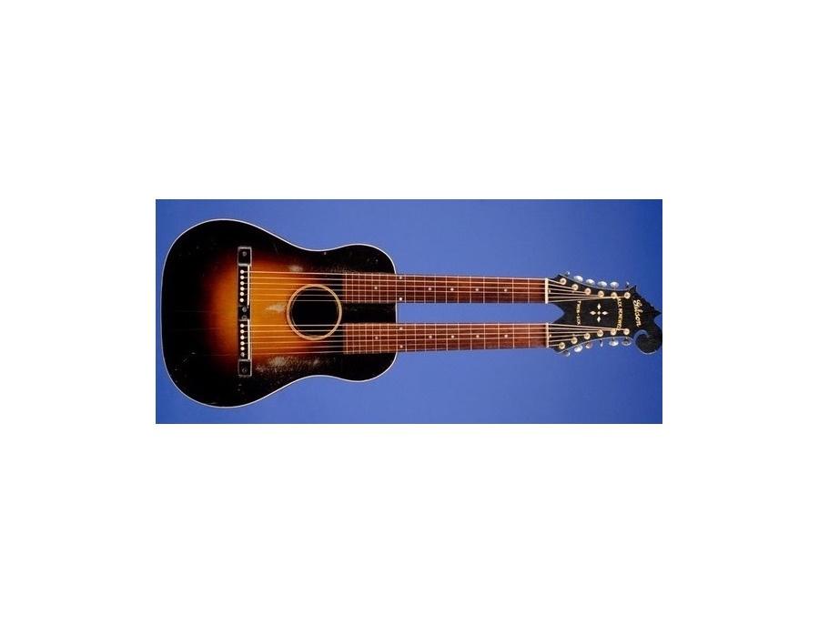 1932 Gibson Jack Pennewell Doubleneck Lap Steel Acoustic Guitar