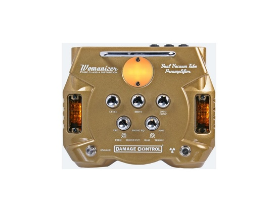 Damage Control Womanizer – Pure Class A Distortion Pedal