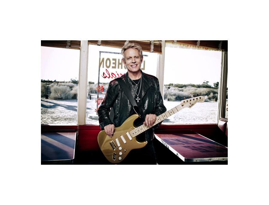 Don Felder Custom Gold Stratocaster