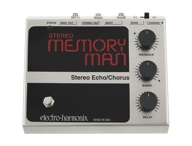 Electro-Harmonix EH-7811/EC-2020 Stereo Memory Man