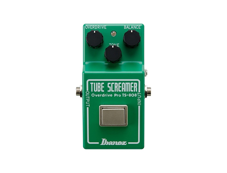 Ibanez TS808 35th Anniversary Overdrive Pedal