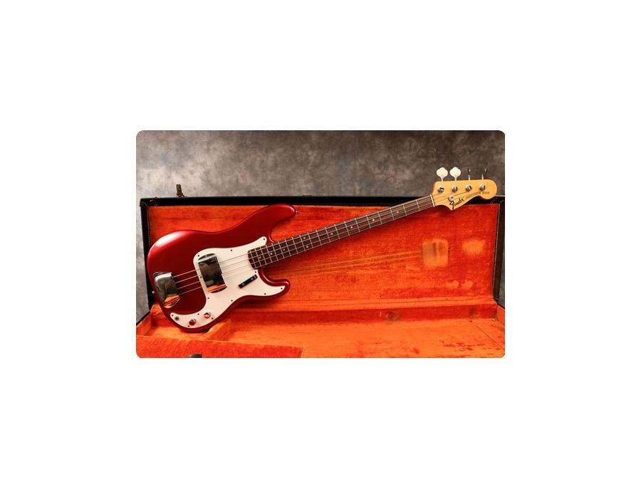 1971 fender precision bass xl