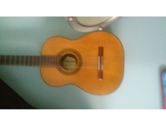España nylon string classical guitar 60s