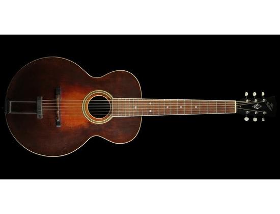 Vintage Gibson L3 Acoustic Guitar