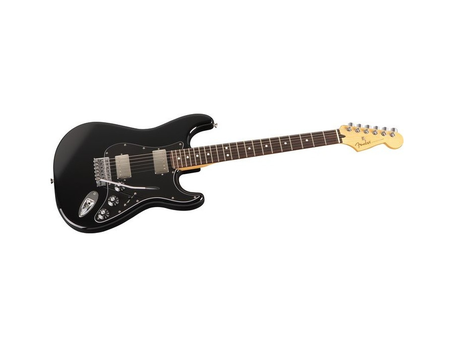 Fender Blacktop Stratocaster HH Covered Humbuckers