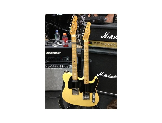 Fender Custom Shop Doubleneck Esquire/Telecaster