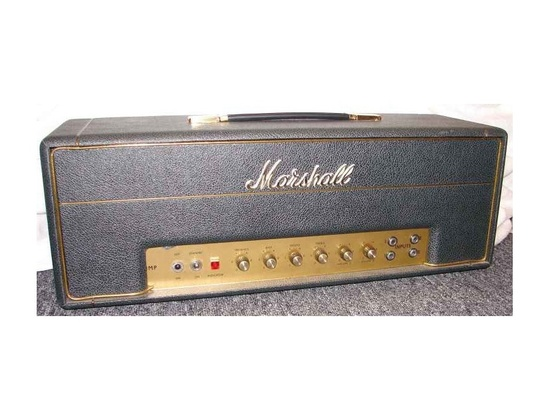 Marshall JMP50 Plexi Amp Head