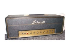 Marshall jmp50 plexi amp head s