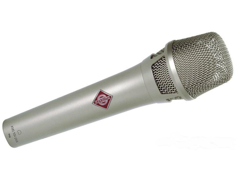 Neumann KMS 104 Plus Handheld Vocal Studio Condenser Microphone