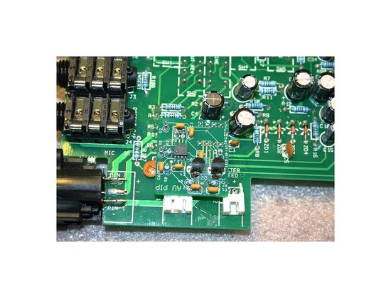 Audio Upgrades Class A Custom-Built Stereo Preamp