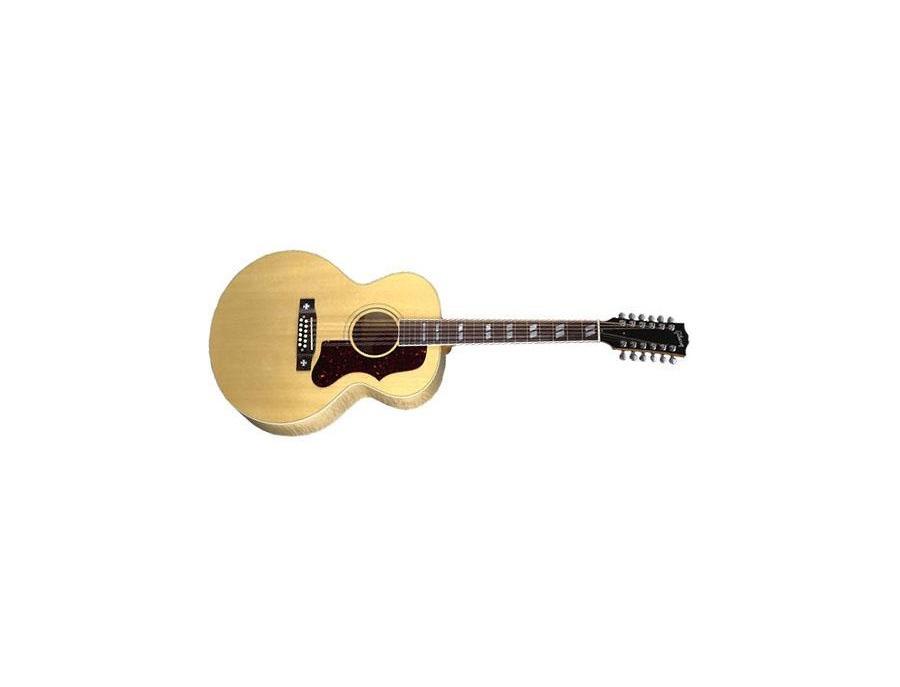 Gibson J-185 12 String Natural