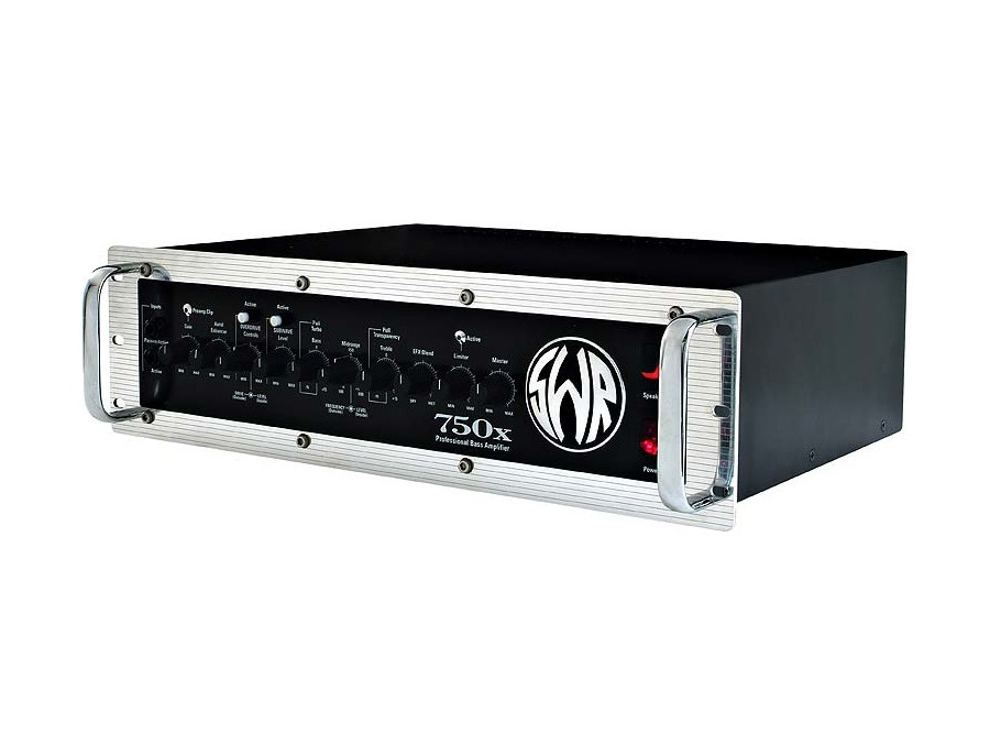 SWR 750x Bass Head