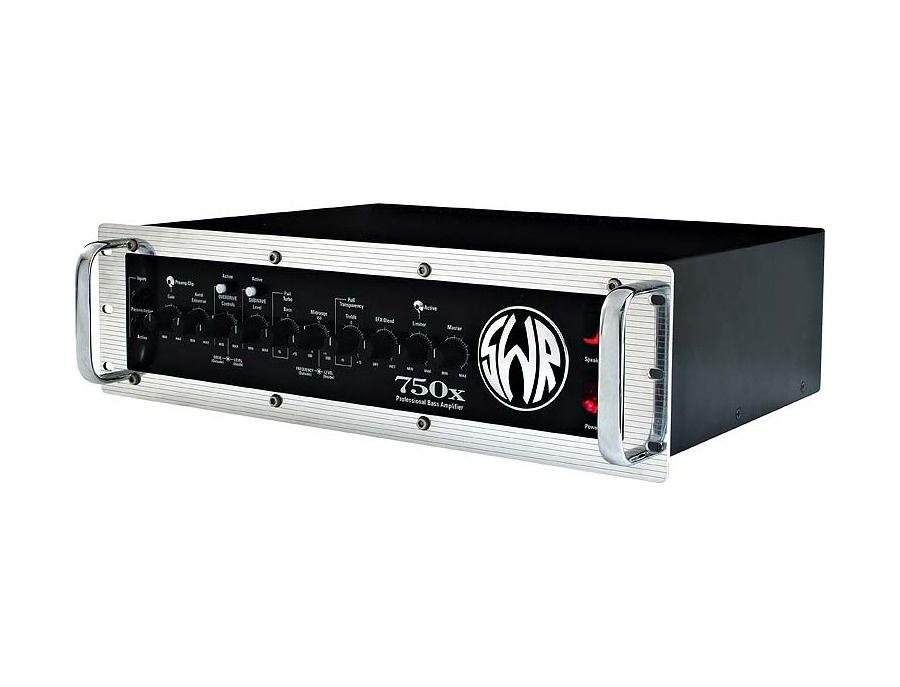 SWR 750x Bass Head