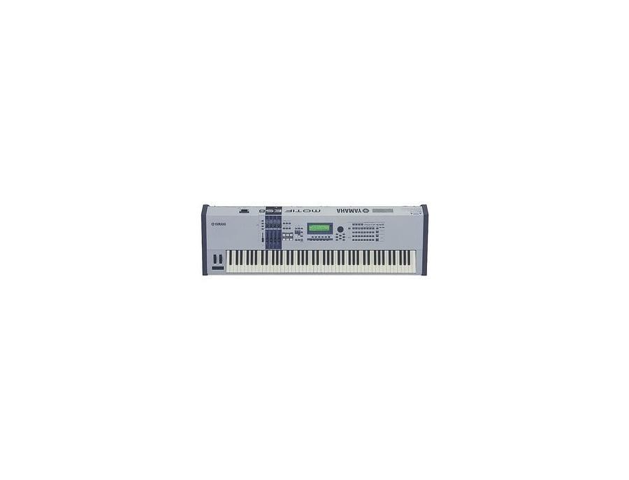 Yamaha motif es8 xl