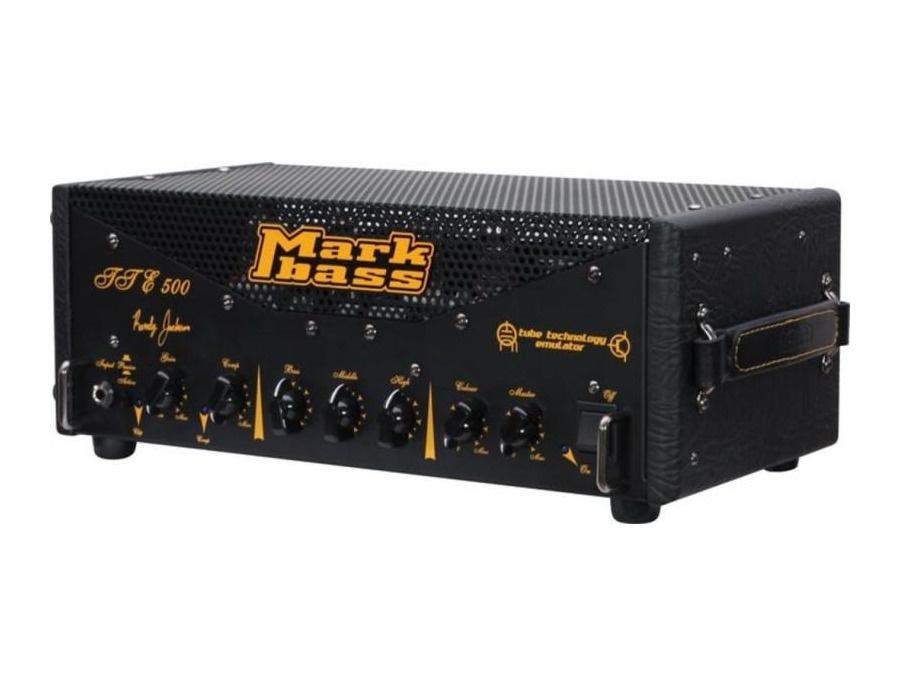 Markbass Randy Jackson Signature TTE500 500W Bass Amp Head