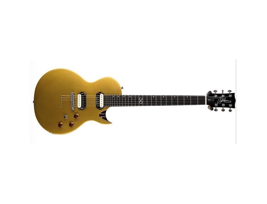 Chapman ML-2 Classic Gold Top Electric Guitar