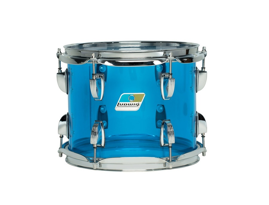 "Ludwig Vistalite 8x12"" Tom"
