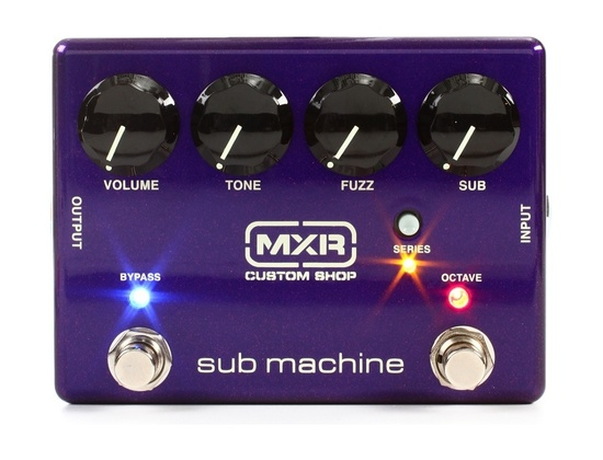 MXR Sub Machine Octave Fuzz