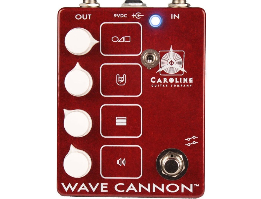 Caroline Guitar Company Wave Cannon MKI