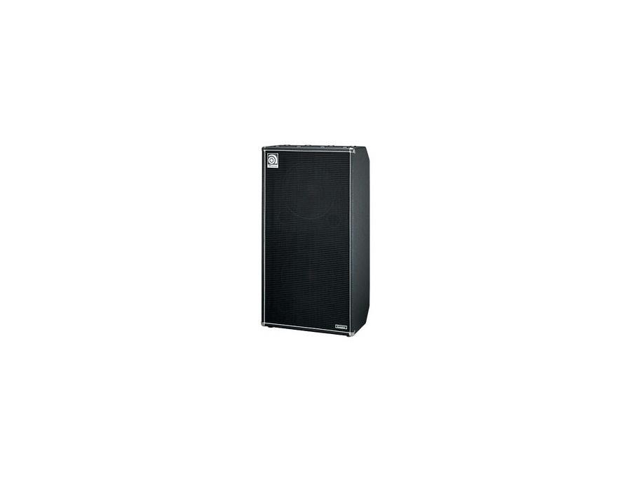 Ampeg Custom 2x15 Cabinet