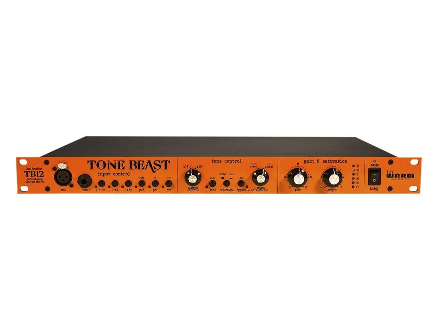 Warm Audio TB12 Tonebeast