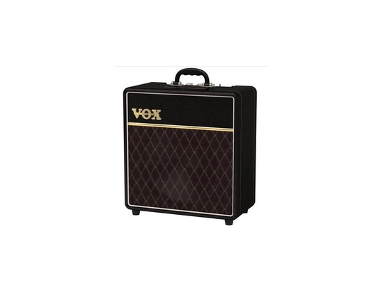 "Vox AC4 C1-12 4 Watt Class A Tube Guitar Amp Combo With 12"" Speaker"