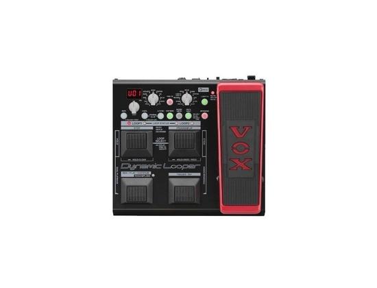 Vox VDL-1 Dynamic Looper Guitar Multi Effects Pedal