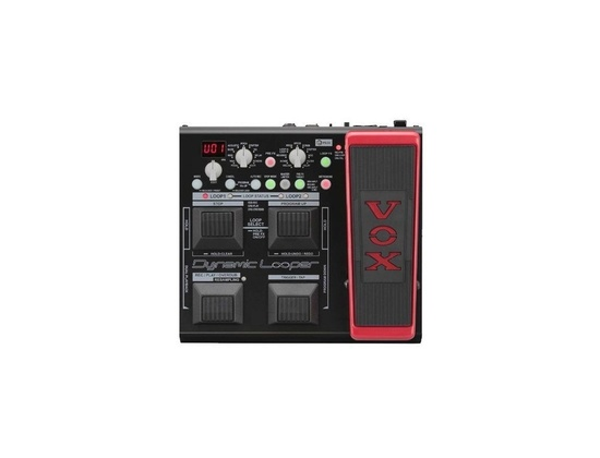 vox vdl 1 dynamic looper guitar multi effects pedal reviews prices equipboard. Black Bedroom Furniture Sets. Home Design Ideas