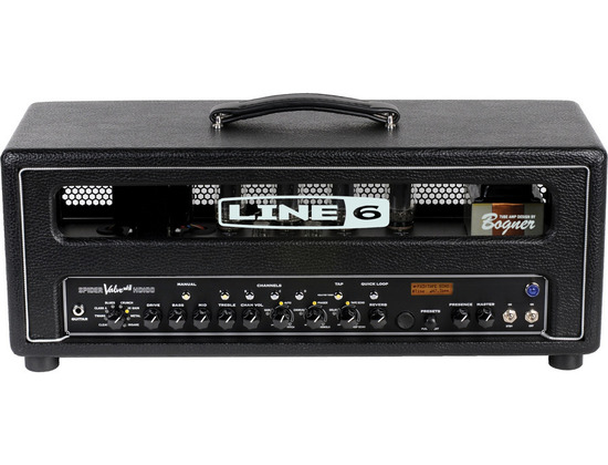 line 6 bogner head reviews prices equipboard. Black Bedroom Furniture Sets. Home Design Ideas