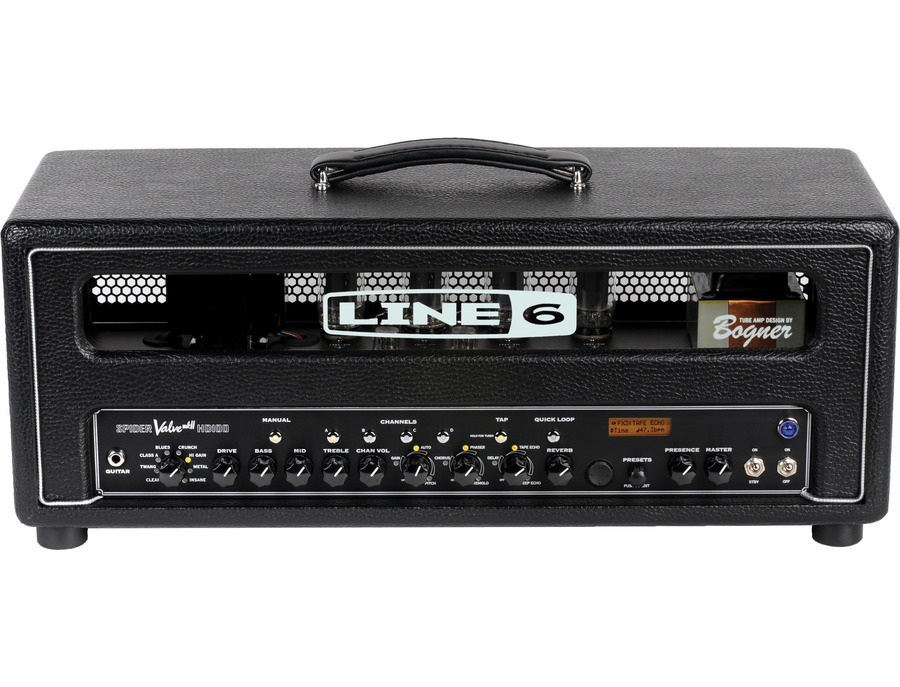Line 6 Bogner Head
