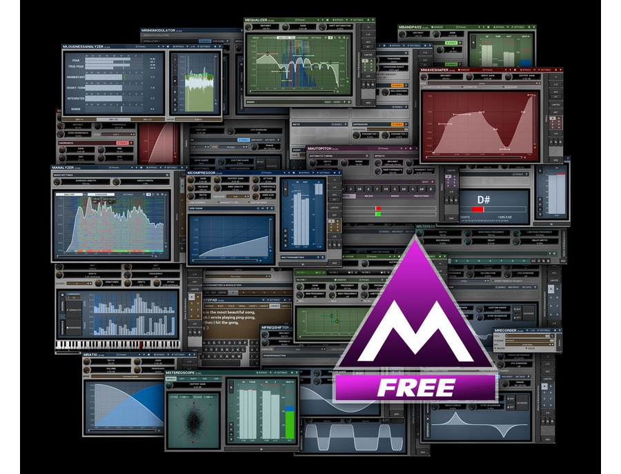 MelddaProduction MFreeEffectsBundle