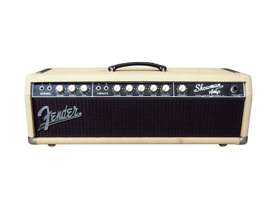 Fender Showman 100w Head