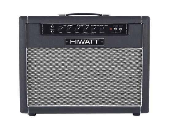 Hiwatt Studio/Stage 2x12 Combo