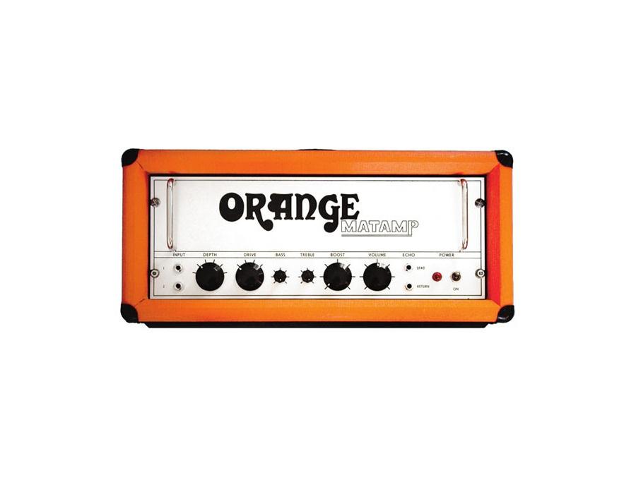 Orange Matamp