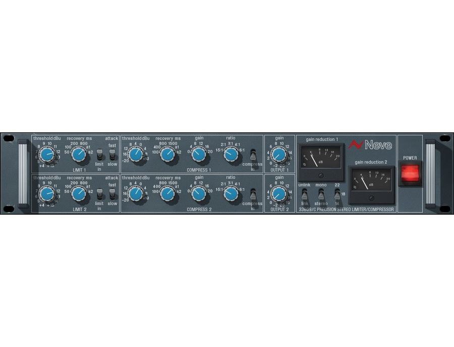 Uad neve 33609 33609se compressor plug in reviews prices uad neve 33609 33609se compressor plug in stopboris Image collections