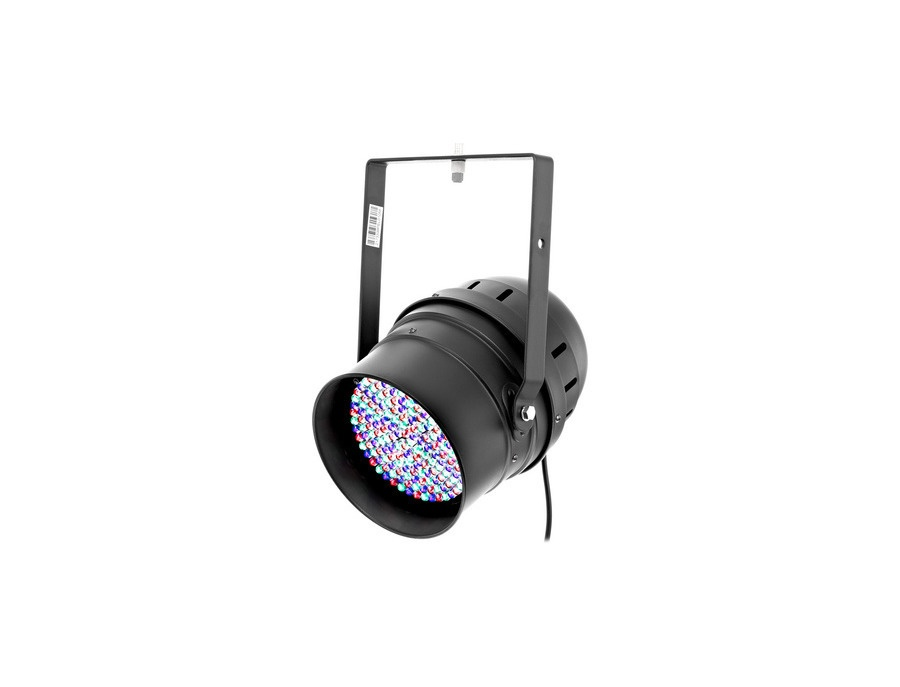 Stairville LED PAR 64 10 mm black RGB