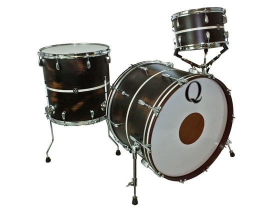 Q Custom Drum Kit